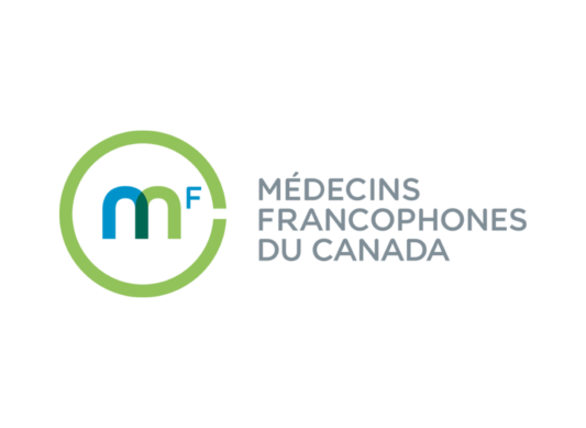 Partenariat avec Médecins francophones du Canada