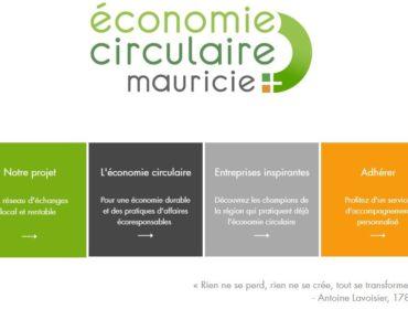 Économie circulaire Mauricie +