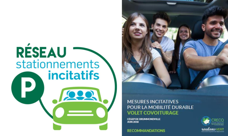 Mesures incitatives pour la mobilité durable au Centre-du-Québec